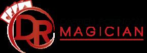 Darren Robinson Magician Logo