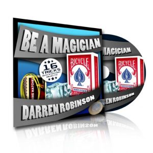 Be a magician DVD 3D