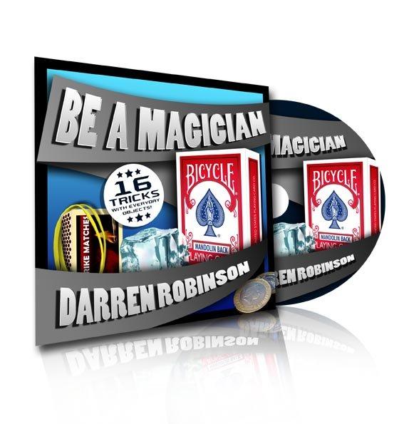 Be a magician DVD 3D