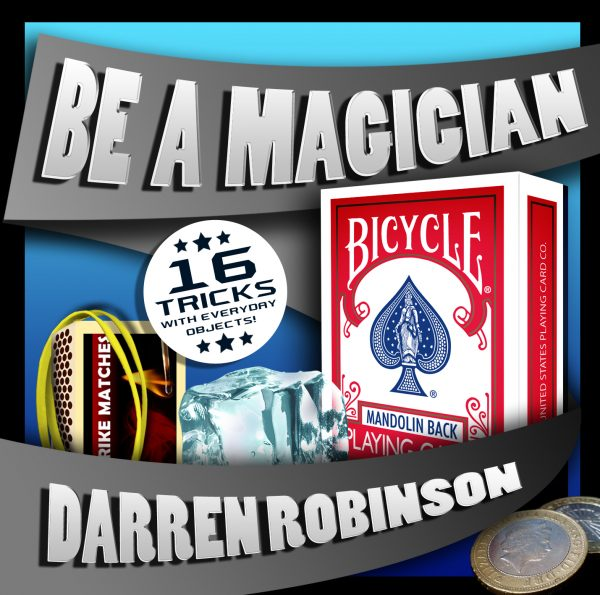Be a magician DVD front